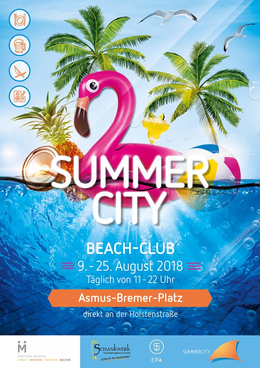 Summer City Plakat
